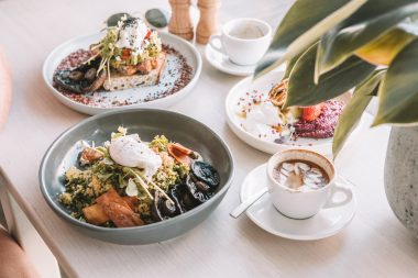 Restaurants in Melbourne