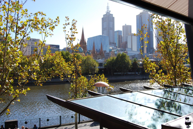 FIDDLE AROUND THE YARRA AT LA CAMERA Restaurant in Melbourne